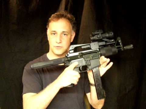 AR15 Pistol Shooting & Review