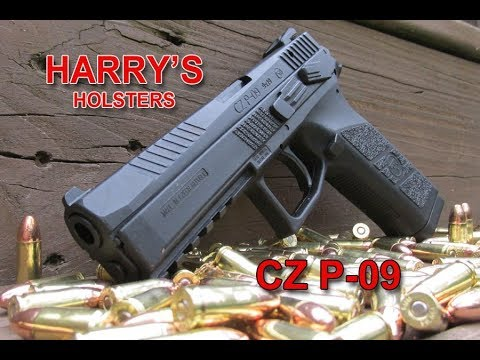 HARRY's Holster for CZ  P09
