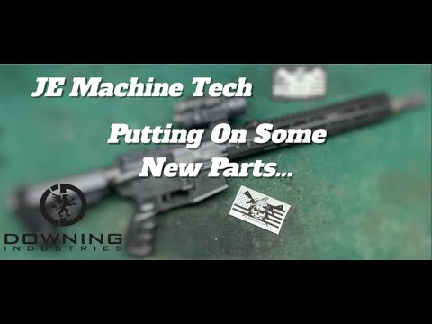New Parts From JE Machine Tech!