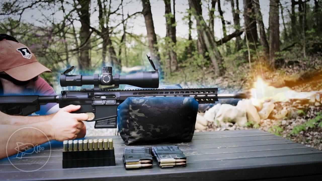 PSA PA-10 Gen 2 [Review]: AR-10 Battle Rifle on a Budget!