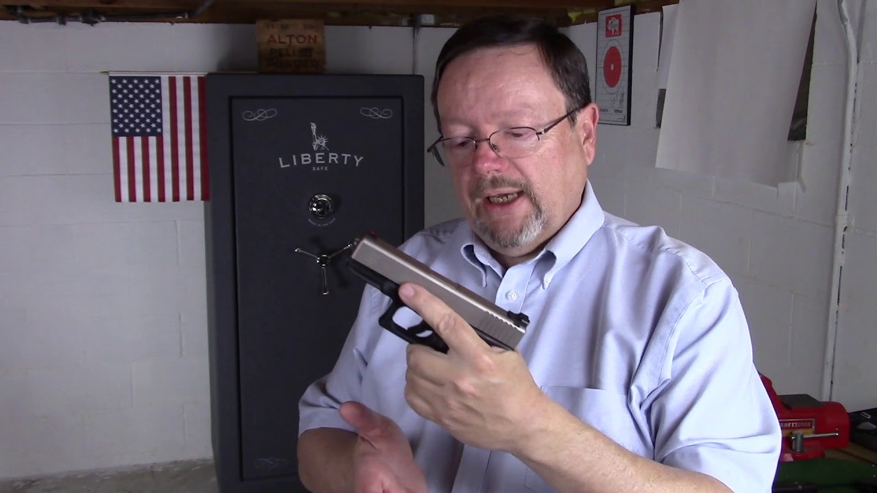glock 19X impressions