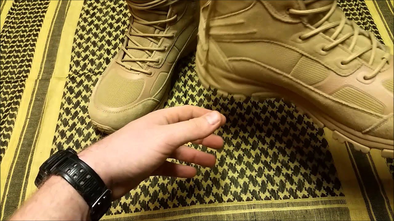 LAPG TAC ATHLETE BOOT (INEXPENSIVE COMFORT)