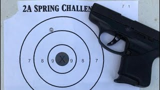 2A Spring Challenge with ProMag Issues