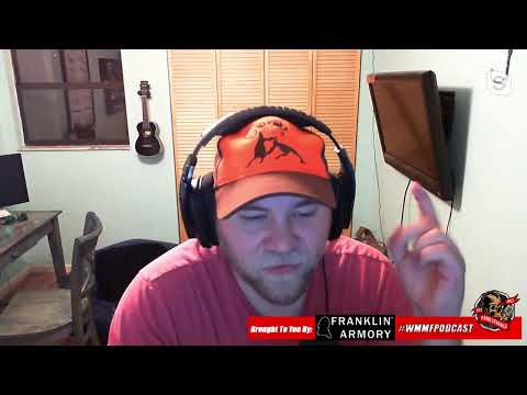 Podcast #387 AK-47 Talk with Guest Patrick from Acu-Tec Arms Hank Strange WMMF Podcast