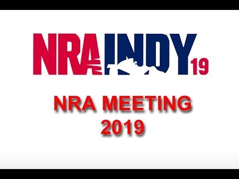 NRA Meeting 2019