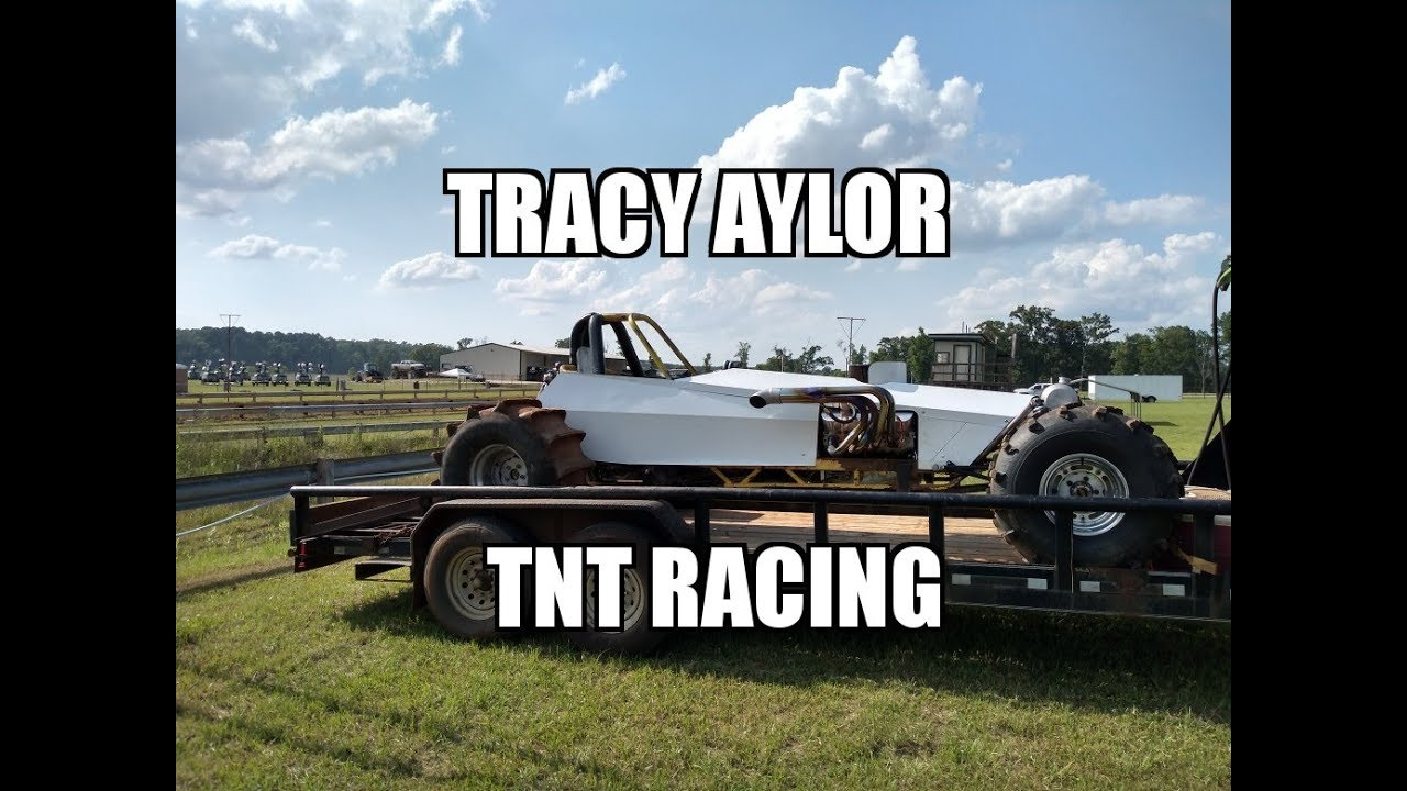 Tracy Aylor 1st Race