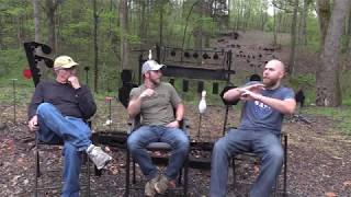 Hickok45 and John chat with  Demolition Ranch