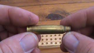 300 Blackout brass converted from .223/5.56 why it jams
