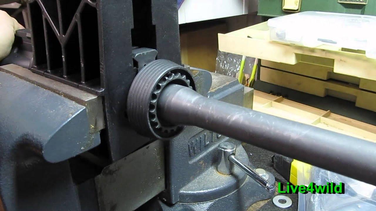 AR15 Upper Build Install Barrel