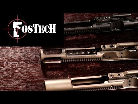 FOSTECH BOLT CARRIER GROUPS!!!
