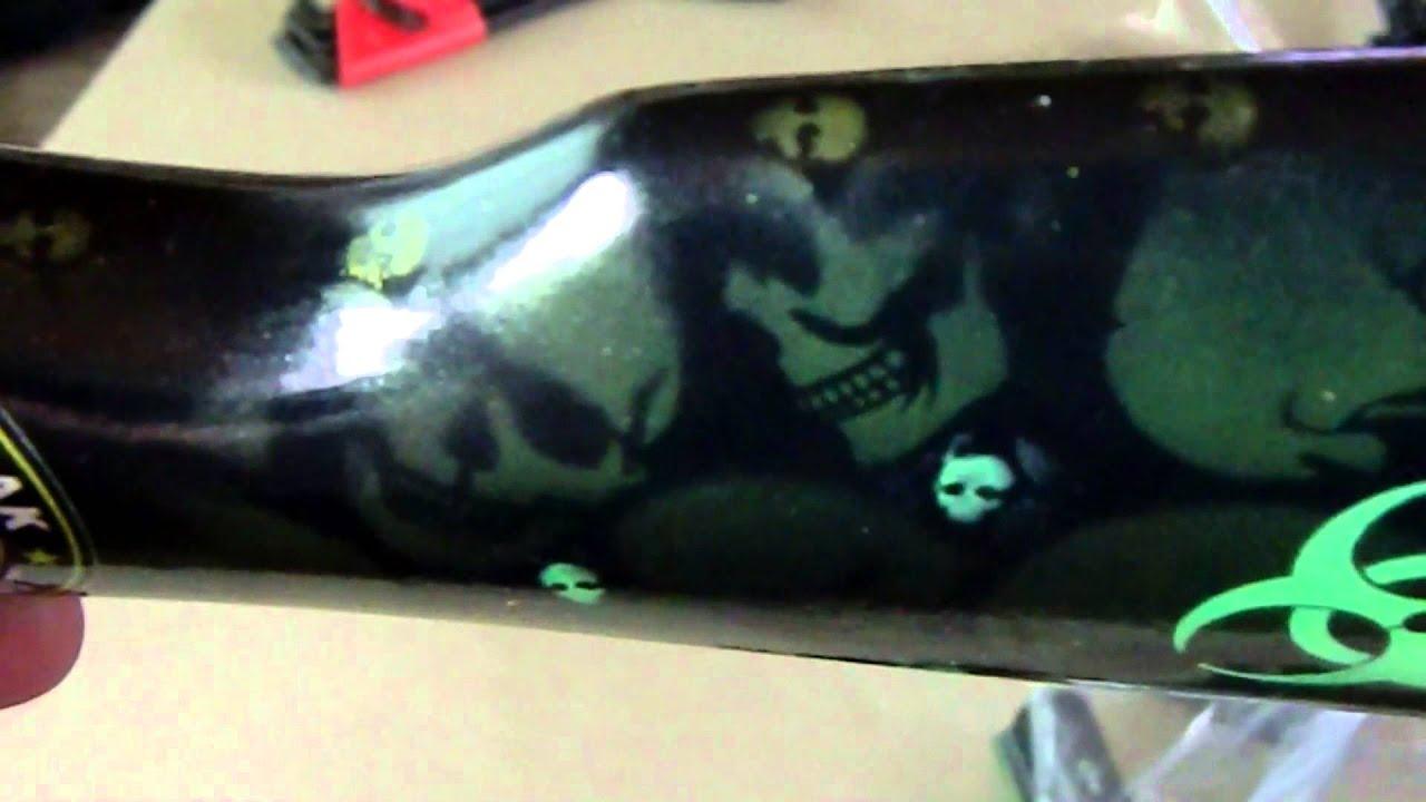 My zombie AK is done