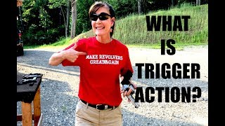 ARMED and Feminine - What is trigger action?