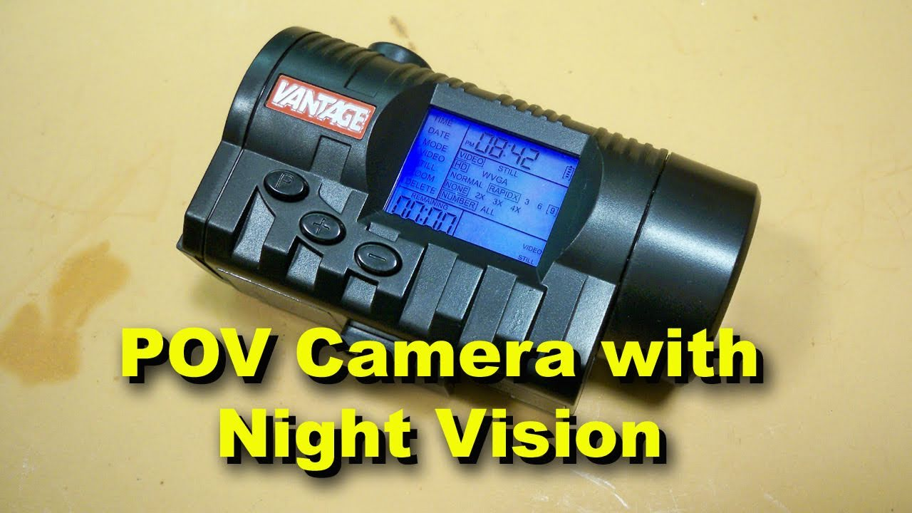 Point of View (POV) Camera for Hunting & Shooting Review (Part 1 - The Basics)