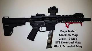 PSA Ar 9 Shooting Issues
