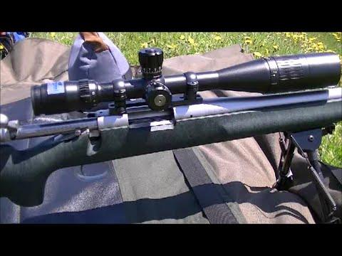 Sierra 69 Grain Match King Bullets / Remington 700 5R .223