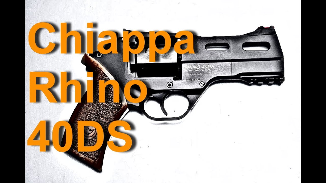 Chiappa Rhino 40DS