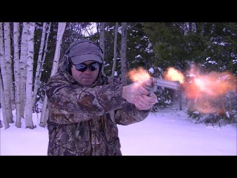 Shooting .357 Magnum Hi-Tek Bullets