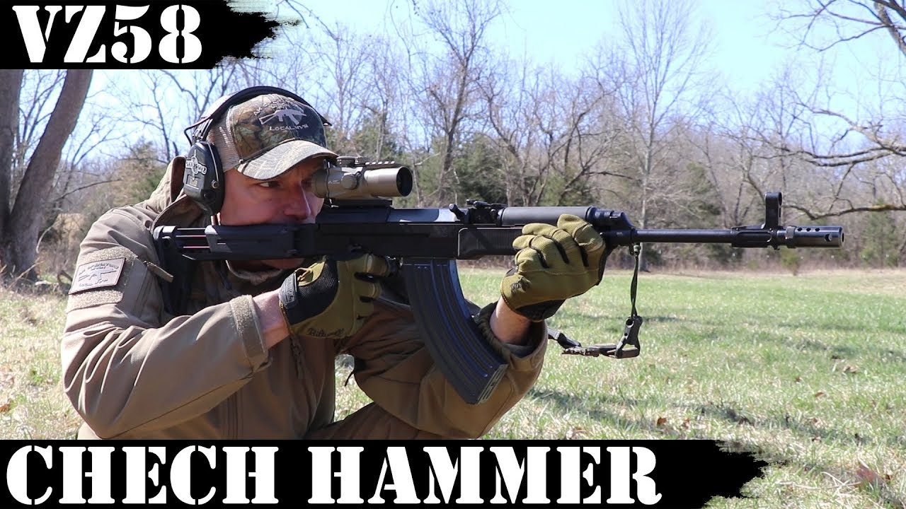 VZ58: Chech Hammer!