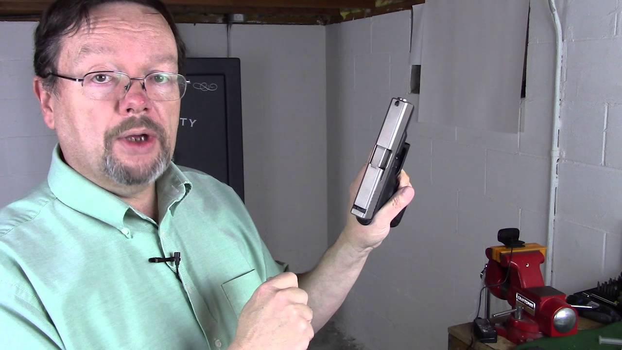 Glock reliability, accuracy, and aftermarket parts