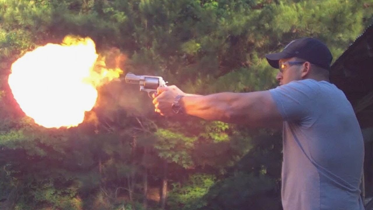 NEW 500 S&W MAGNUM WORLD RECORD!!! - 5 Shots In 0.99 Seconds 🔥