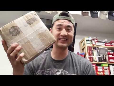 Winner Winner Chicken Dinner! JH586 Package Unboxing & A Plea For Advice!