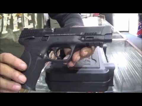 Smith & Wesson M&P M2 0 Fullsize  45 Review & Shoot