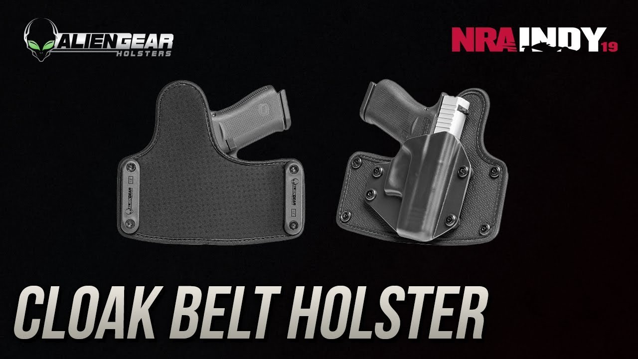 Cloak Belt Holster - Alien Gear Holsters