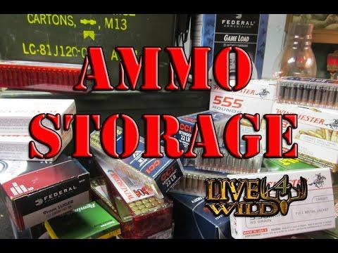 AMMO STORAGE