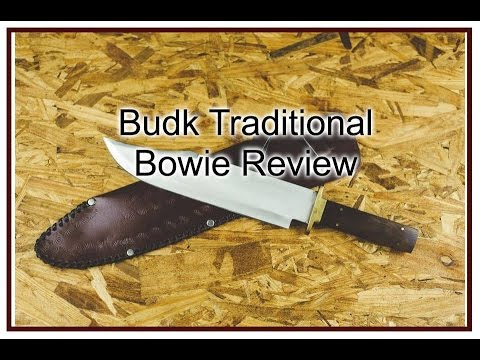 Budk Bowie review