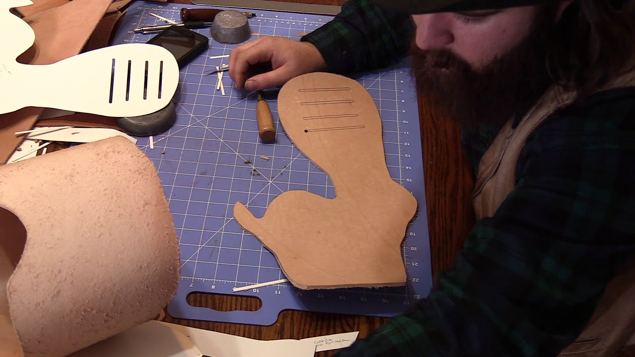 Making Leather Holsters