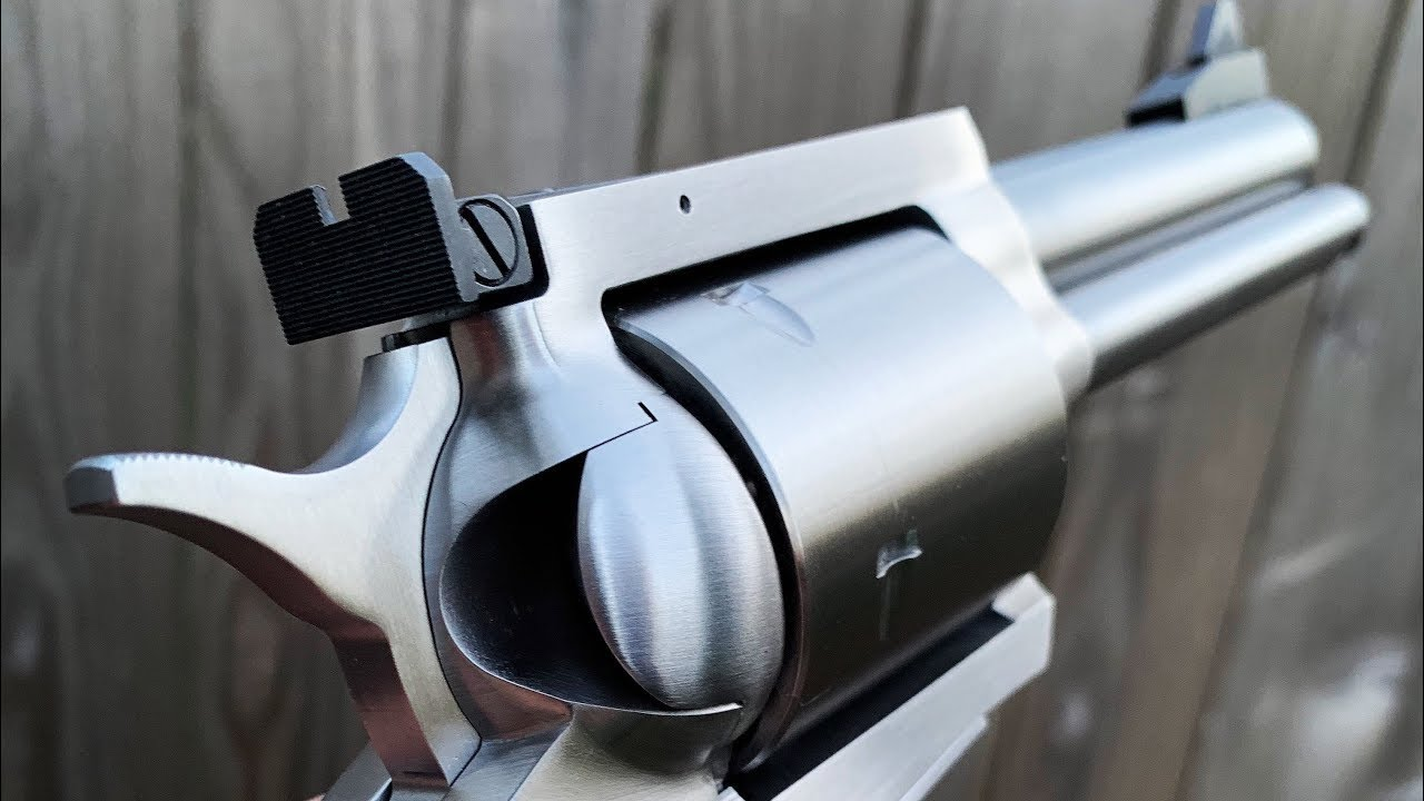 Magnum Research BFR .44 Magnum Review