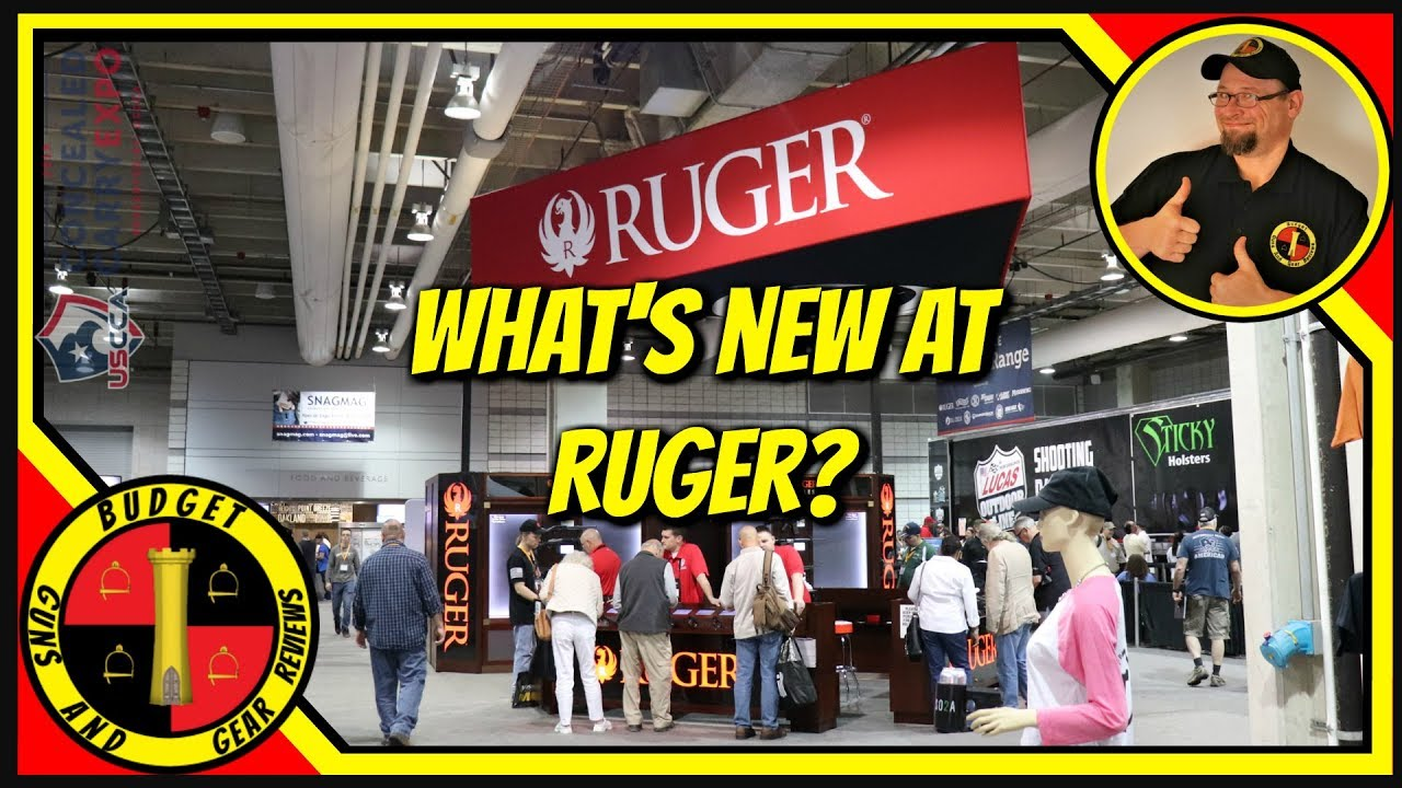 New From Ruger- 2019 USCCA Expo!