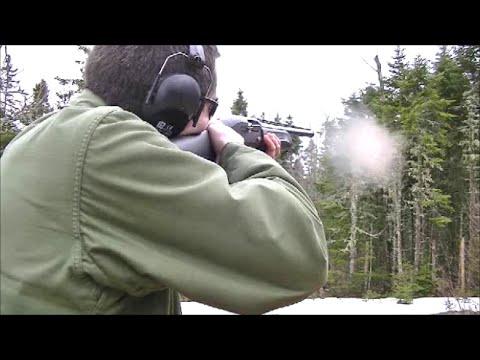 Testing 12 & 20 Gauge Shotgun Blanks