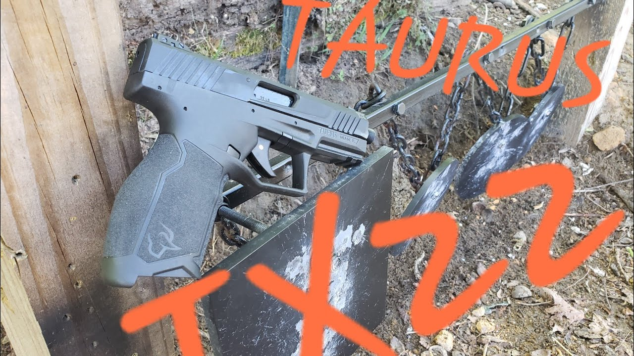 Taurus TX22 Review! How Does it Shoot?