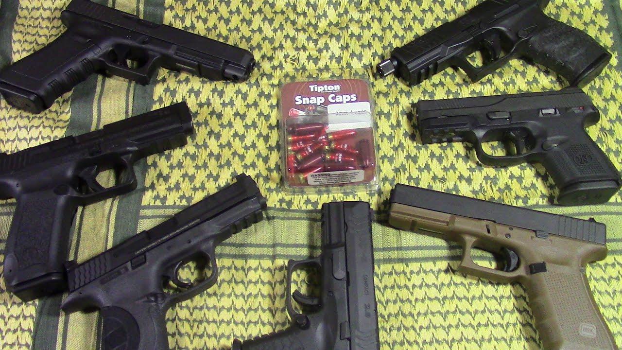 Проверка сброса с задержки - Оружейные Мифы