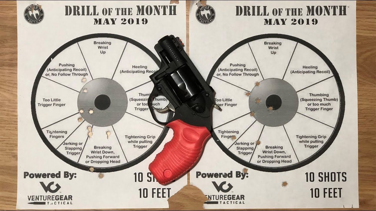 May 2019 Drill of the Month