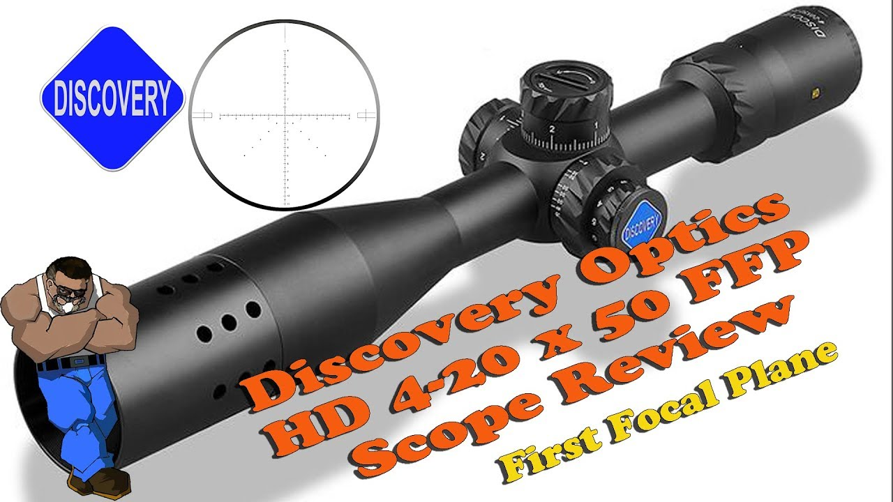 Review: Discovery Optics HD 4-20x50 FFP Scope