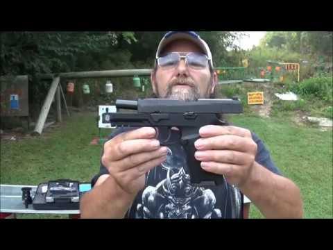 Sig Sauer P320 357 Shoot + VS  40S&W + 357 Magnum