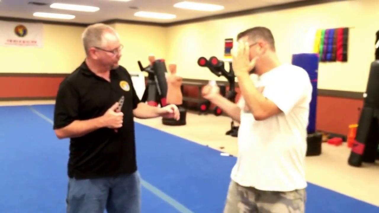 Martial Blades Concepts in self-defense