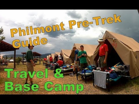 Philmont Scout Ranch - Pre-Trek Guide to Travel and Base Camp