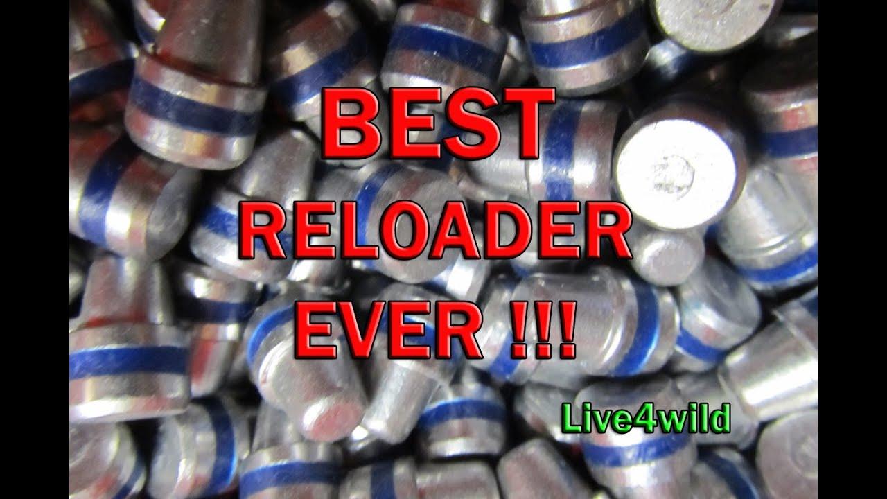 Best Handgun Reloader Ever
