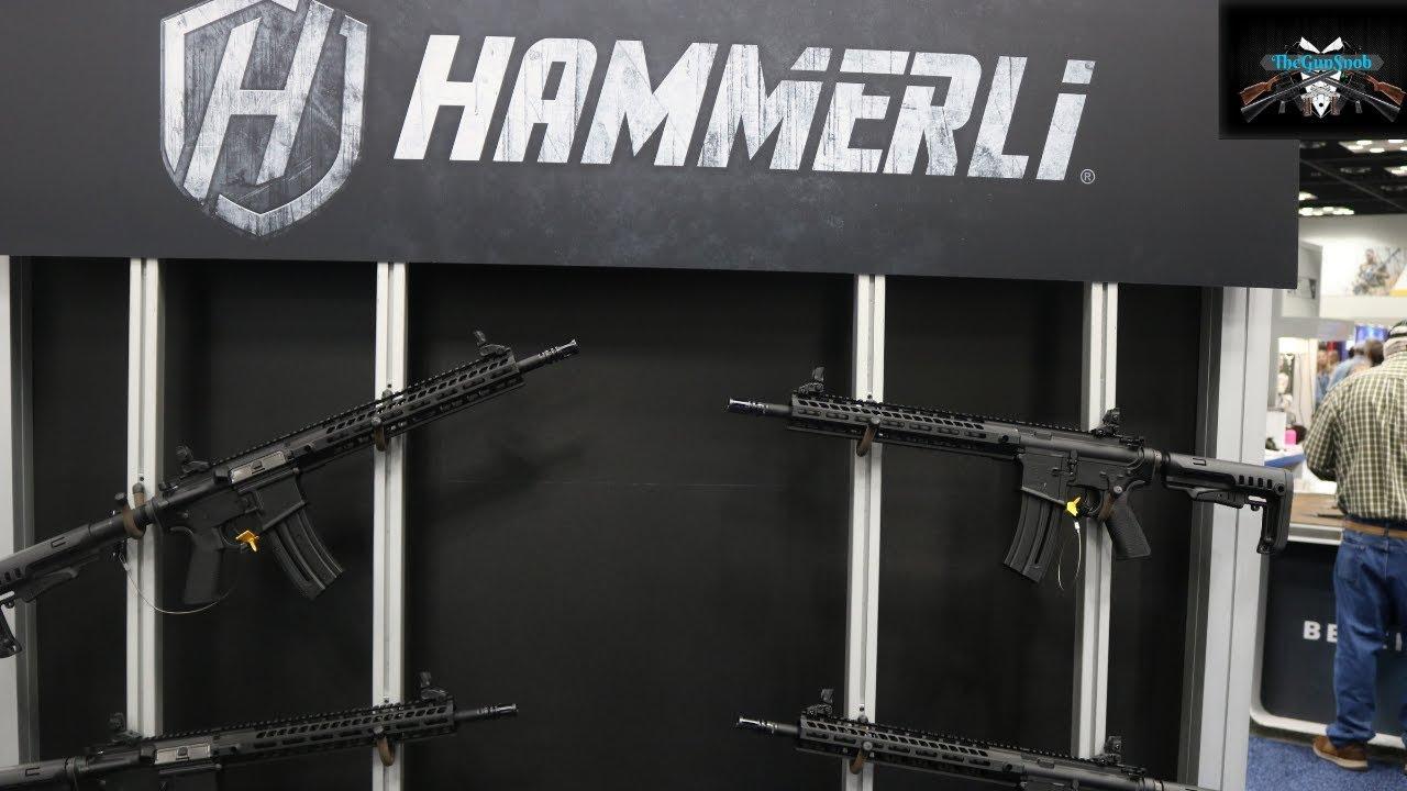 Hammerli Arms Tac R1 22 rifle