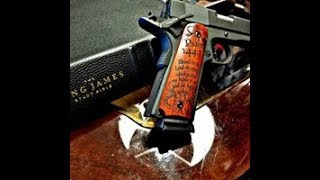 Rock Island 1911 Pistol Grips and Small Buisnesses