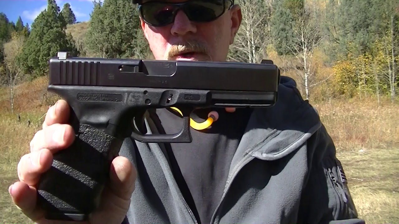 Glock17 Gen4 (police trade in) first shots