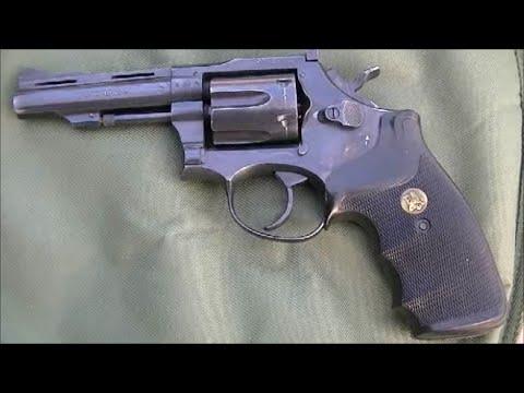 Llama Martial .38 Special Revolver