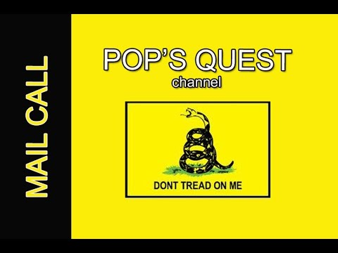 POP's QUEST Awesome Mag Loader UNBOXING !!