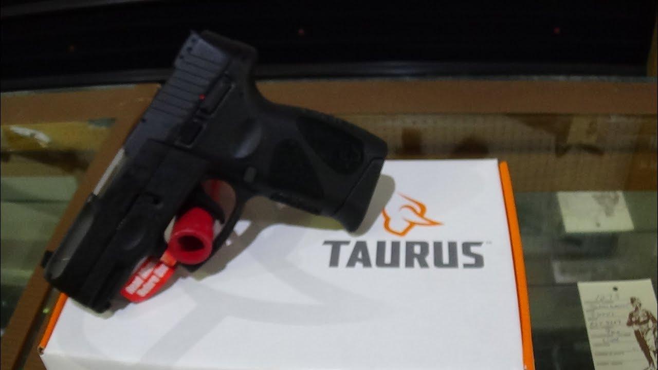 Taurus G2C Winner!!