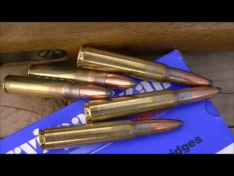 Shooting Prvi Partizan 8mm Mauser Ammo (139 Grain SP)
