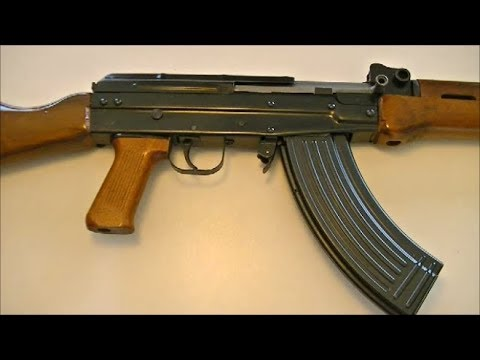 Chinese T81SA Rifle - Bench Top Review