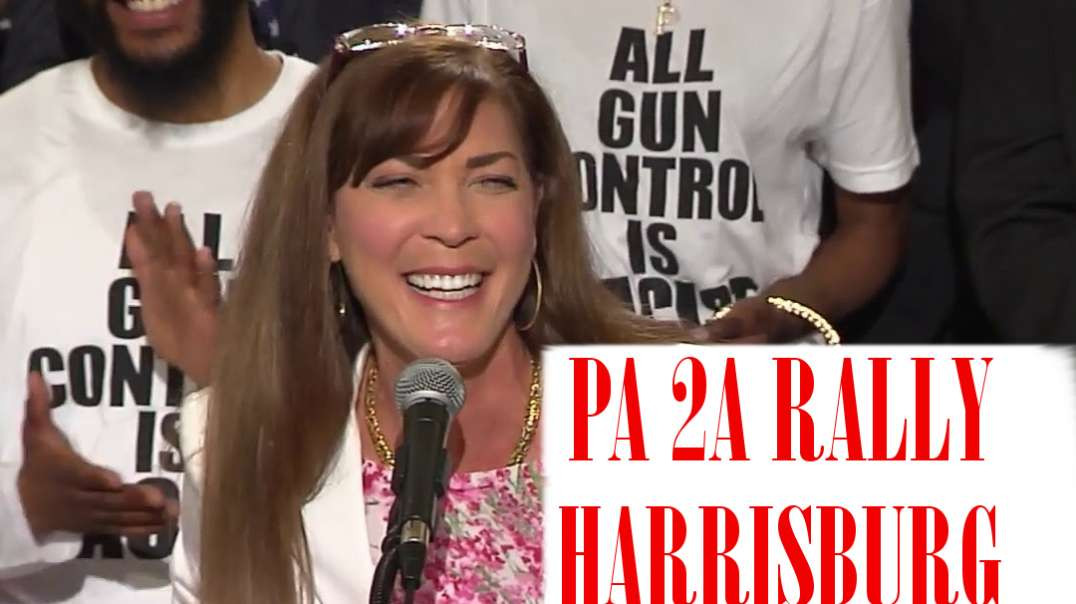 ARMED and Feminine PA 2A Rally.mp4